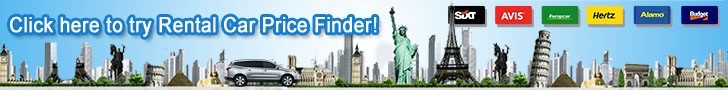 Rental Car Price Finder